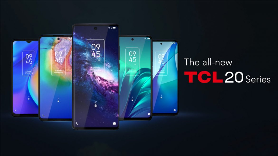 serie tcl 20