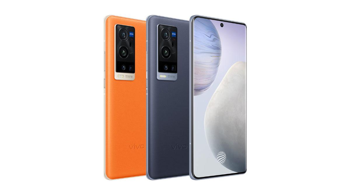 Vivo X60 Pro+ è ufficiale con Snapdragon 888 e fotocamere strabilianti