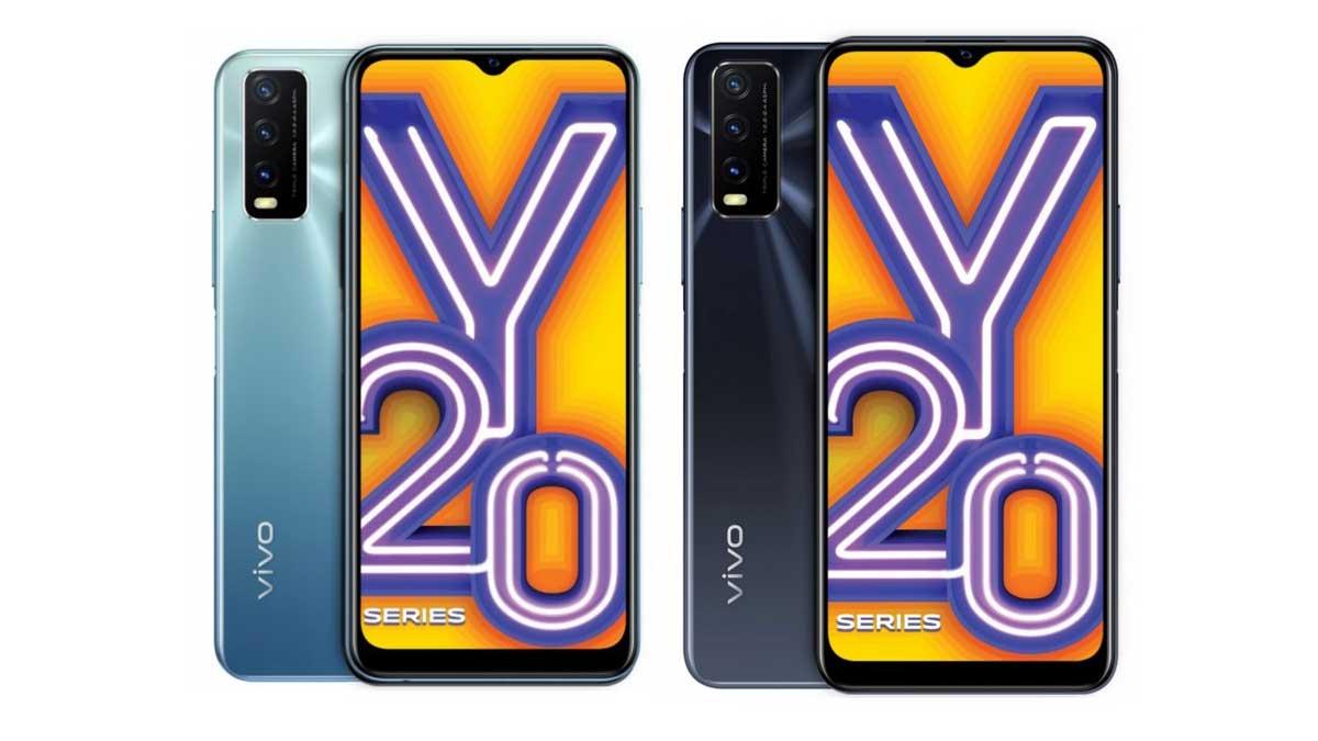 Vivo Y20G e Y31 ufficiali: ottime prestazioni per la fascia bassa