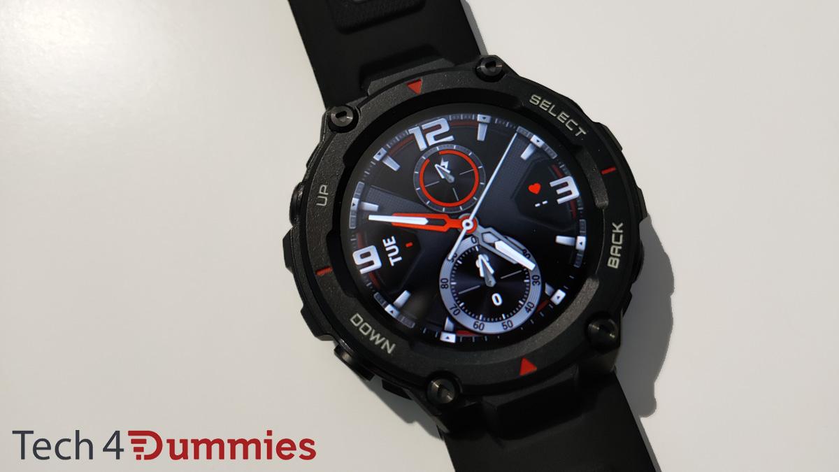 Recensione Amazfit T-Rex: lo smartwatch corazzato dalle mille risorse