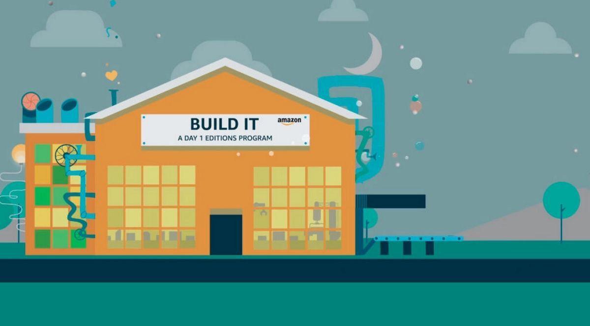 Build It: ora Amazon fa decidere agli utenti i prodotti smart da realizzare