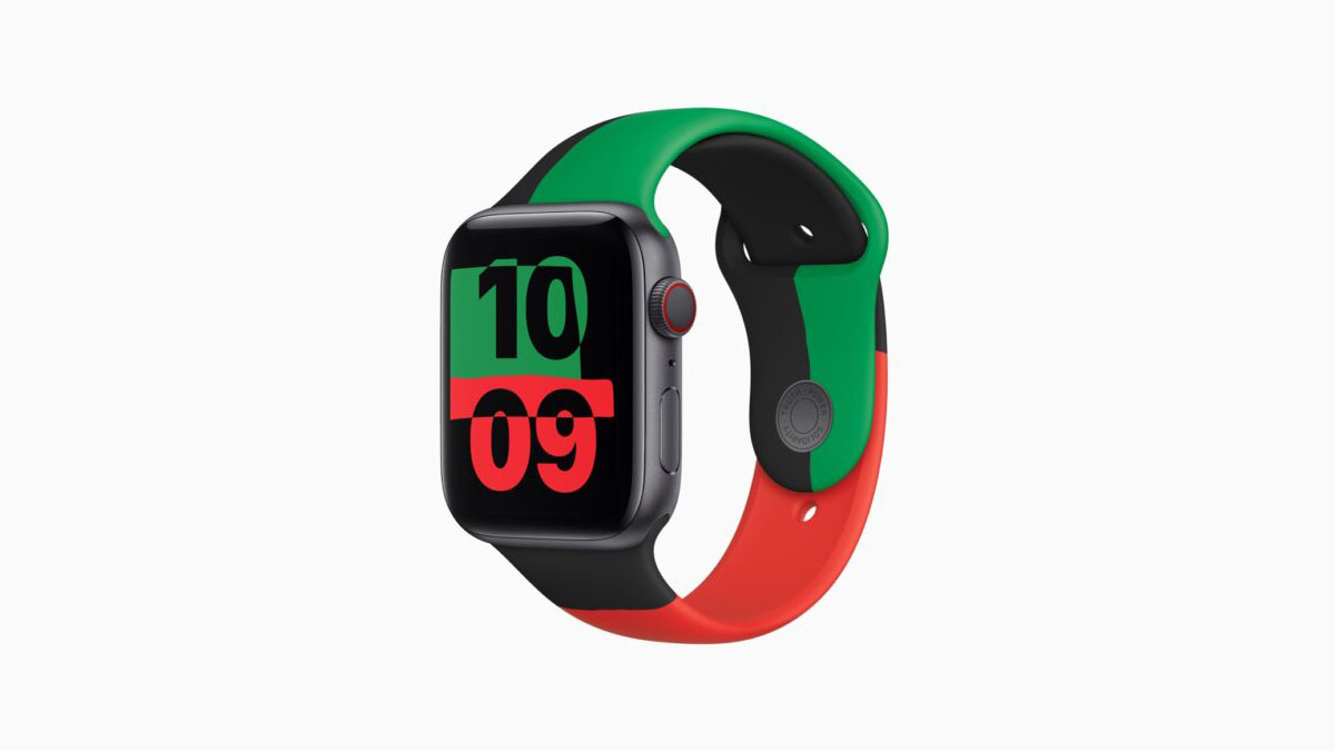 Apple Watch 6 ufficiale in edizione Black Unity, in vendita anche in Italia