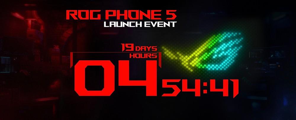ASUS ROG Phone 5: sarà ufficiale il 10 Marzo il re dei gaming phone 2021
