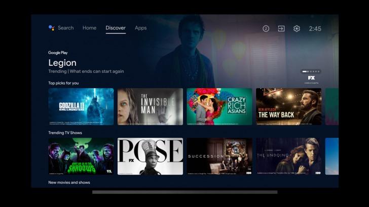 Android TV si rinnova: nuova grafica stile Google TV e arriva TikTok
