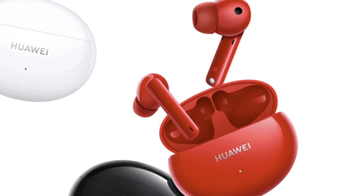 Huawei FreeBuds 4i ufficiali con ANC e batteria che dura fino a ben 10 ore