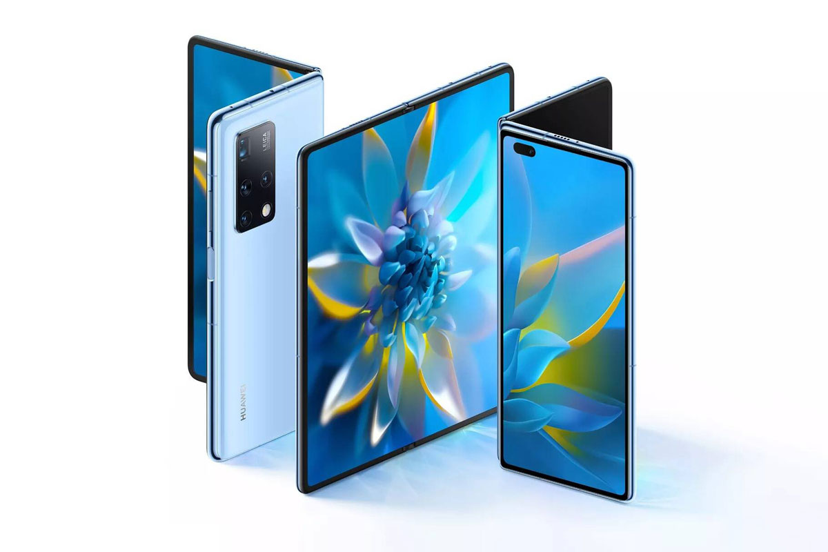 Huawei Mate X2 è ufficiale: il nuovo pieghevole ora si piega all'interno