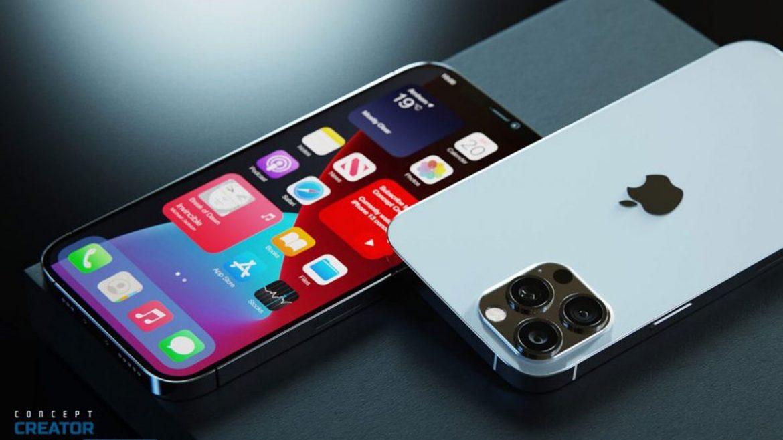 iphone 12s pro concept render
