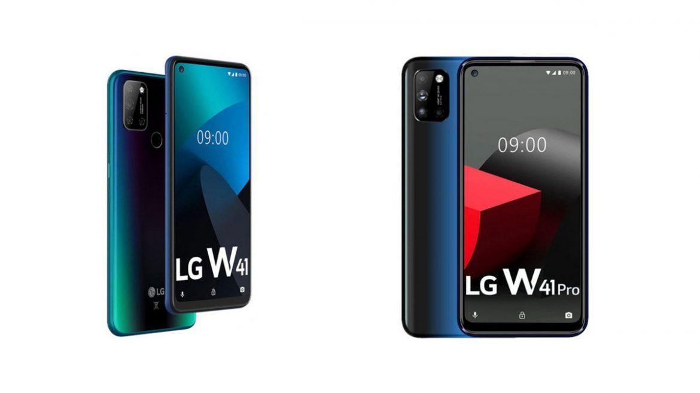 lg w41 e w41 pro