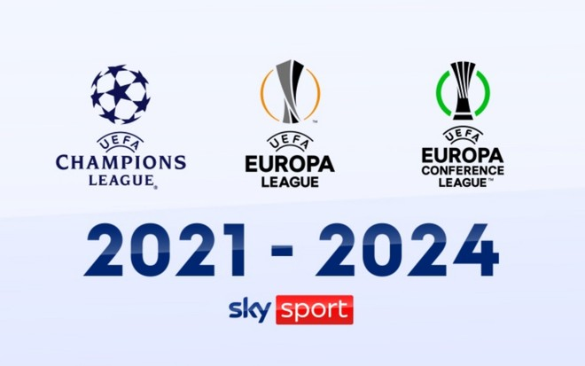 sky champions europa league