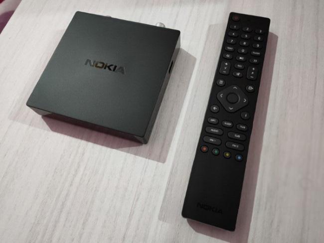 nokia terrestrial receiver 6000 e telecomando