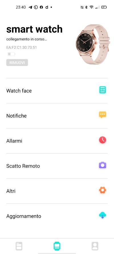 companion app dafit