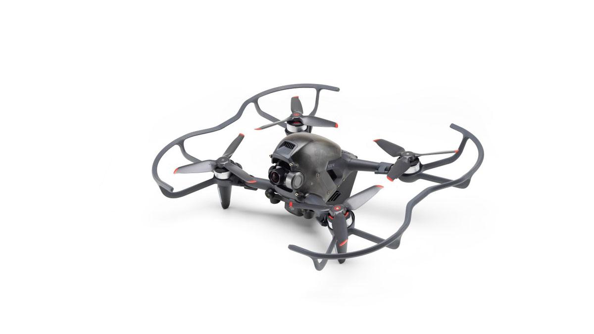 DJI FPV è ufficiale: drone da corsa e riprese professionali a 1.349€
