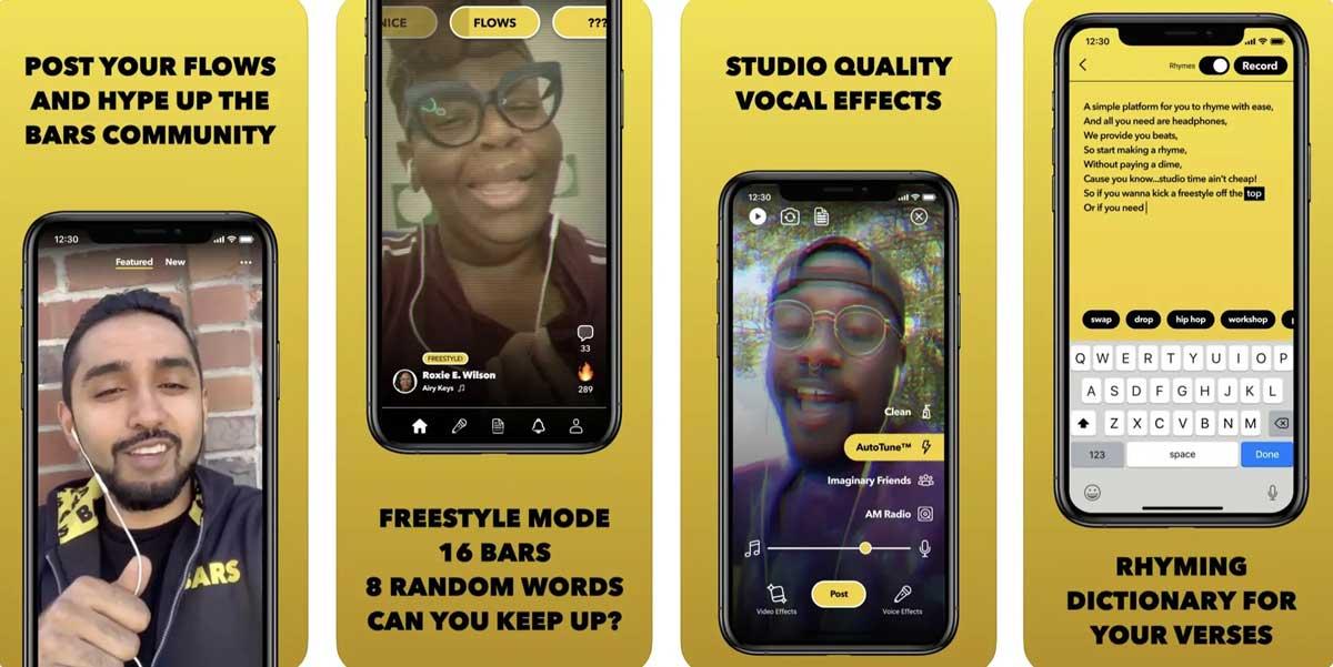 Facebook sfida TikTok e lancia BARS: il social network dei rapper