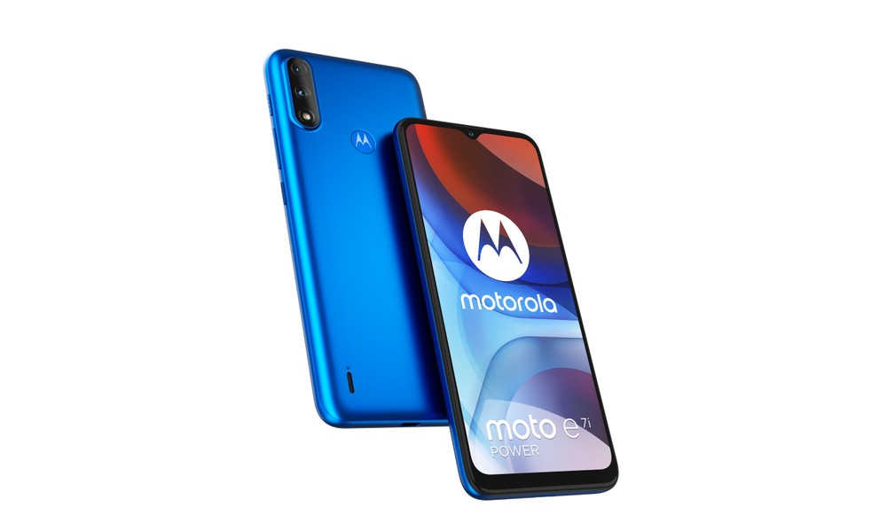 Motorola lancia Moto E7 Power ed E7i Power in Italia: imperativo batteria