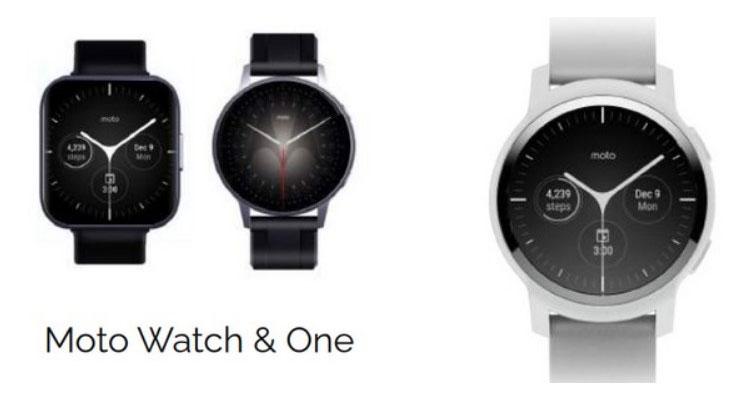 Ben 3 smartwatch Motorola in arrivo nel 2021, forse tutti Wear OS