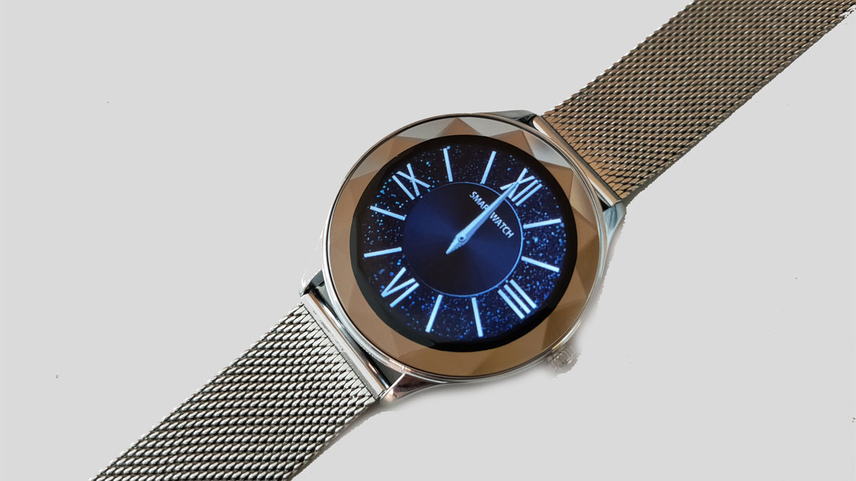 Recensione No.1 DT86: lo smartwatch per donne che gioca a fare il gioiello