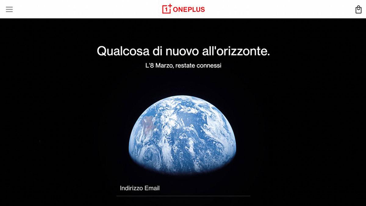 OnePlus 9 in arrivo l'8 marzo? Il teaser di un nuovo evento scatena i fan