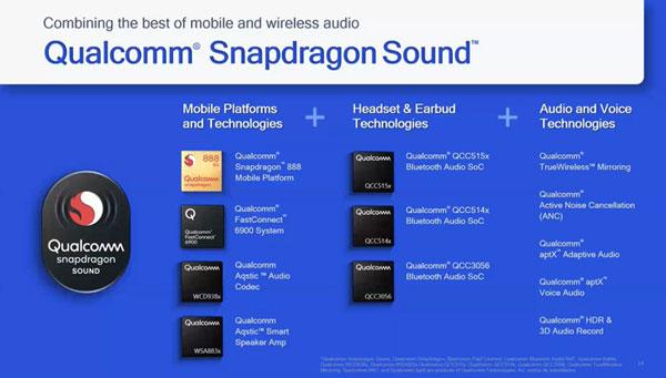 qualcomm snapdragon sound