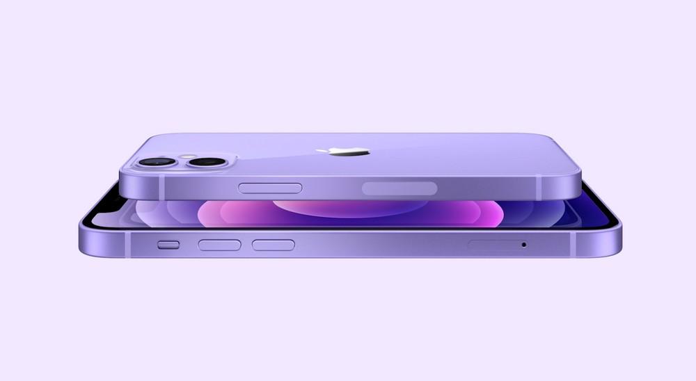 apple iphone 12 viola
