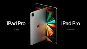 ipad pro 2021 con apple m1