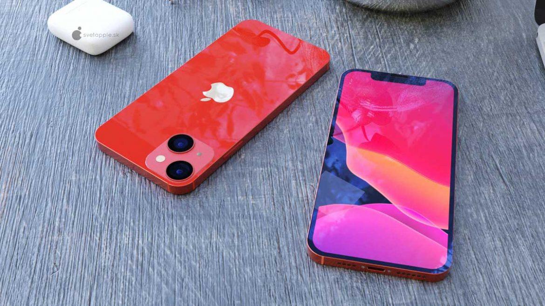 iphone 13 e 13 mini