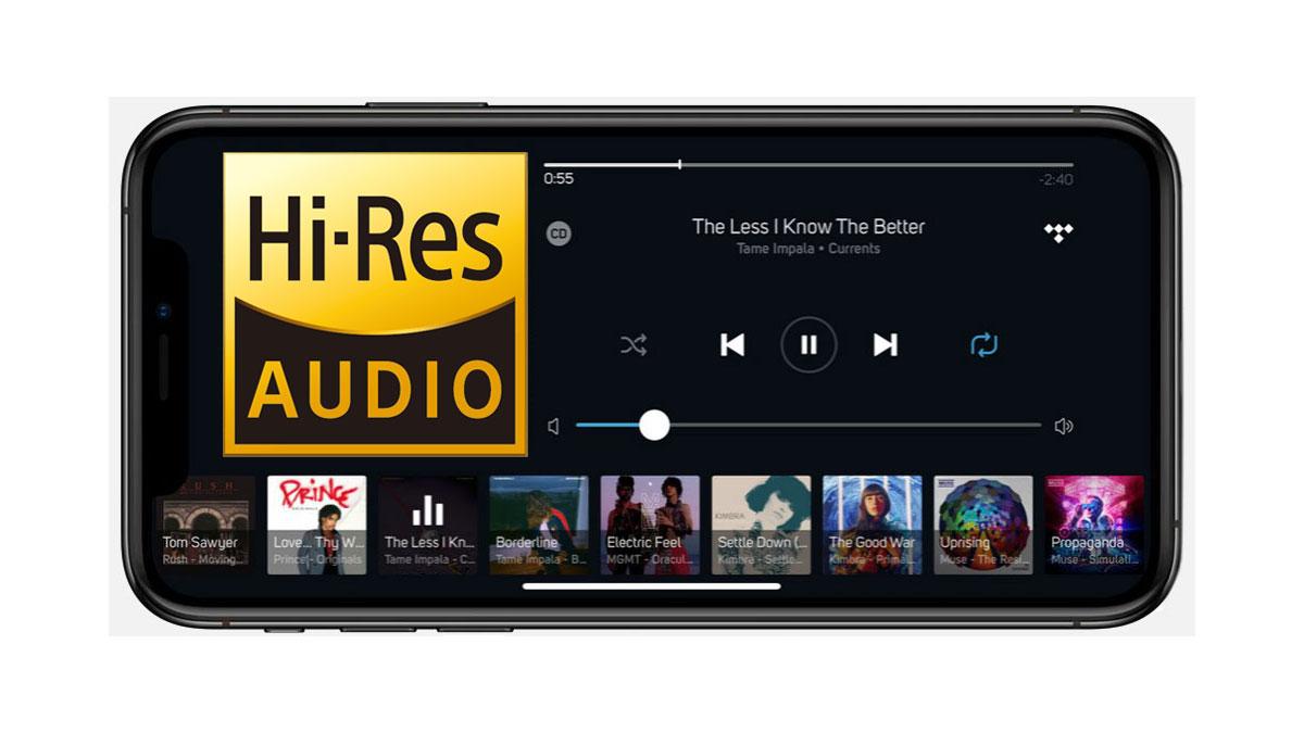 Top 5 migliori servizi di musica streaming in alta definizione