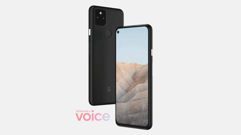 pixel 5a google