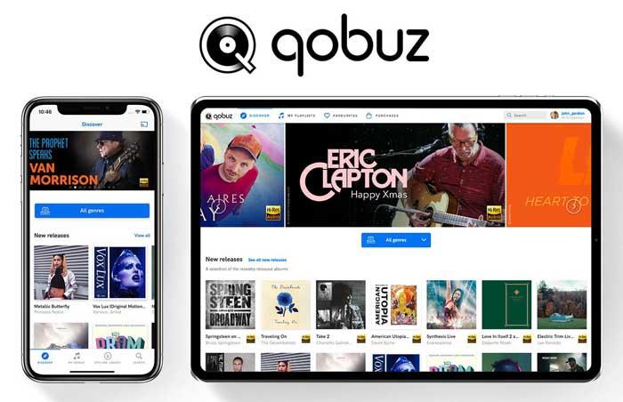 qobuz streaming musica alta definizione