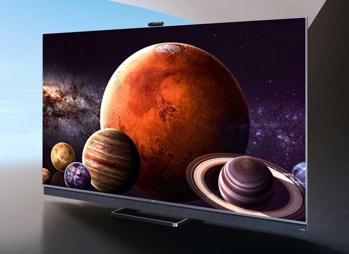 TCL lancia le nuove TV 2021 in Europa con Mini LED e Android TV 11