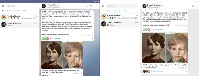 telegram webz e webk