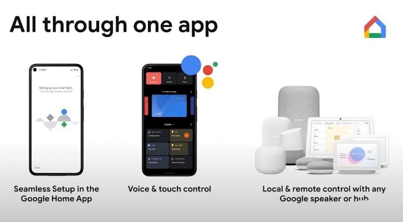 Google I/O 2021 novità smart home