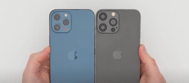 mockup iphone 13 pro max vs 12 pro max