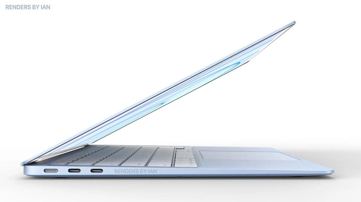 Anche i nuovi MacBook Air saranno colorati: la probabile ...