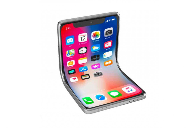 iPhone pieghevole in arrivo
