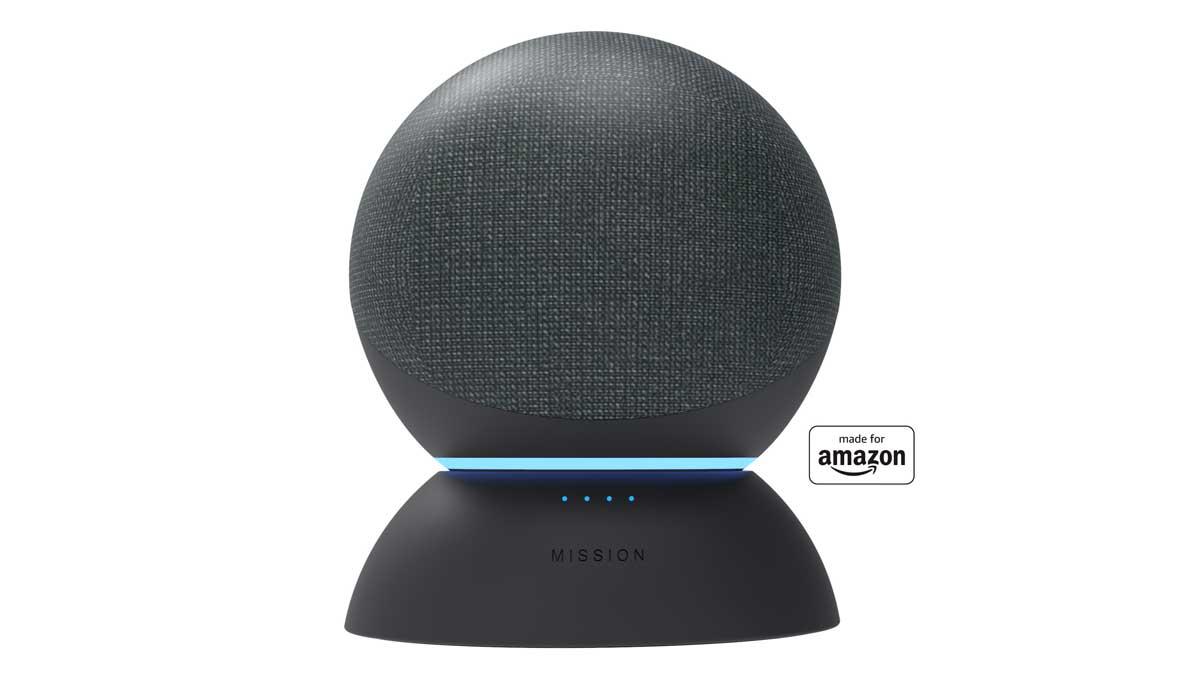 Amazon lancia la base-batteria per gli Echo: così porteremo Alexa in giro
