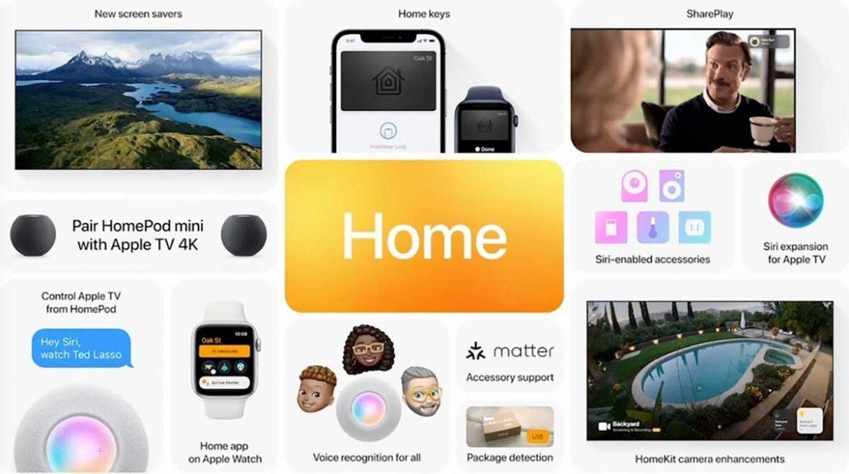 apple smart home wwdc