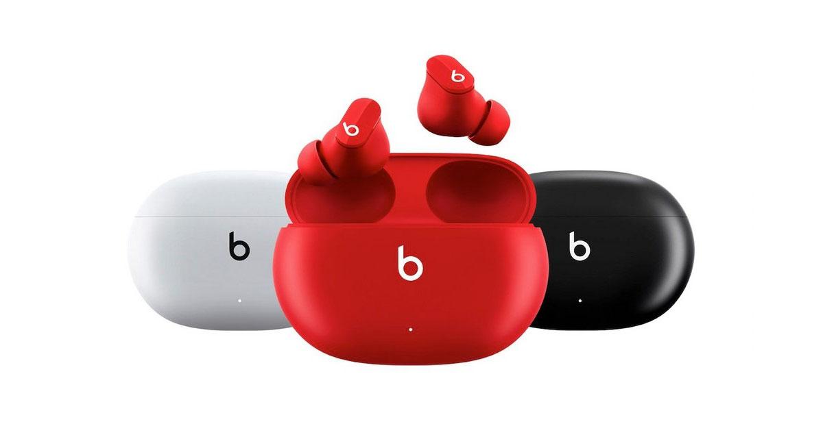 Beats Studio Buds e MagSafe Battery Pack sono disponibili sul sito Apple