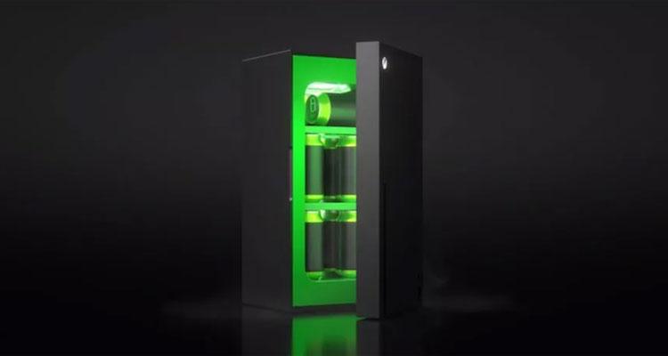 Il mini frigo Xbox Series X arriva in Italia: potete averlo a 99 euro