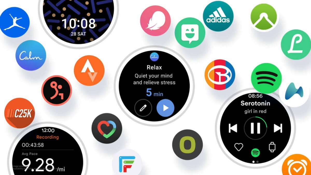Samsung reinventa Wear OS: ufficiale la One UI Watch di Galaxy Watch 4