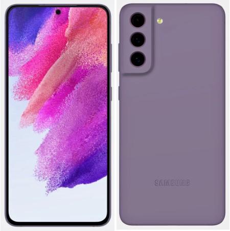 samsung galaxy s21 fe purple