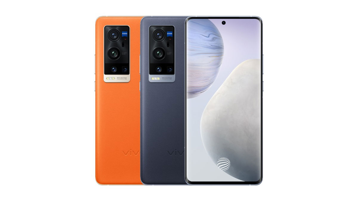 Vivo X60t Pro+ è ufficiale: un X60 Pro con Snapdragon 888 e cam migliori