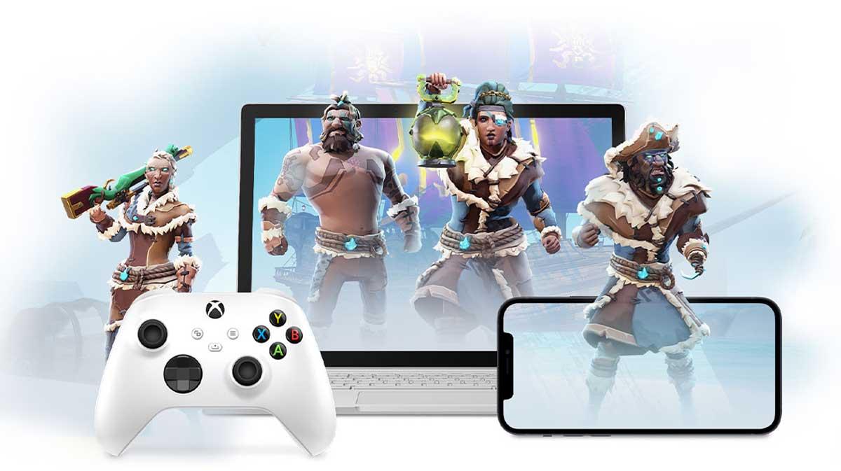 Microsoft porta Xbox Cloud Gaming su PC e iOS: in promo a 1€ per 3 mesi