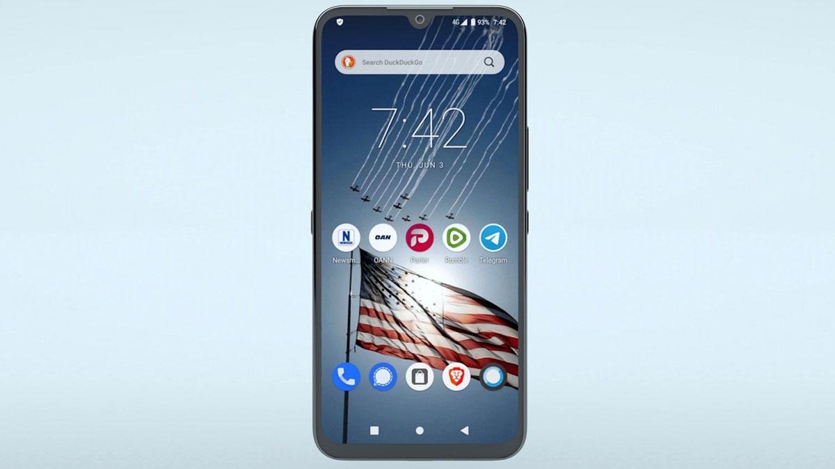 Freedom Phone è lo smartphone che preserva privacy e libertà di parola