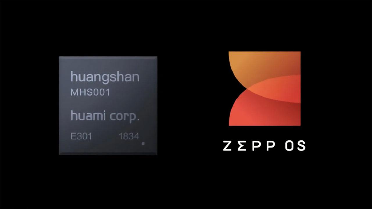 Huami presenta Zepp OS e il chip Huangshan 2S per gli Amazfit