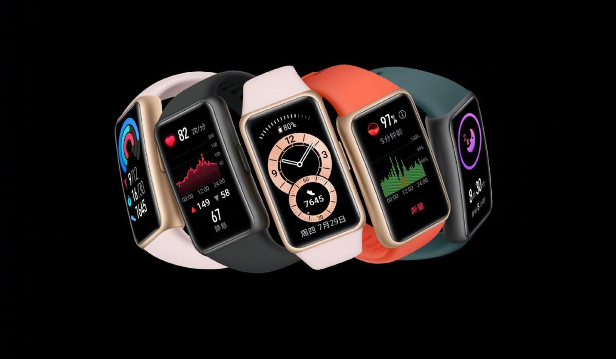 Huawei Watch GT 2 Pro ECG e Band 6 Pro ufficiali: per veri sportivi