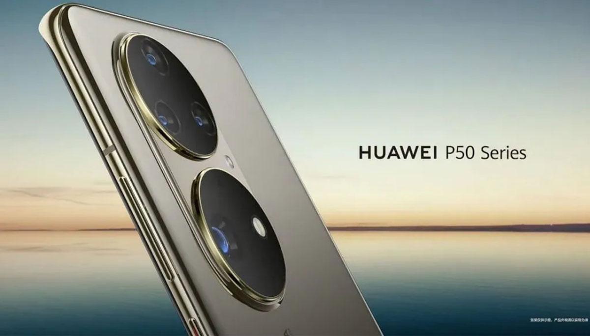 La serie Huawei P50 in uscita il 29 Luglio arriverà sul mercato globale