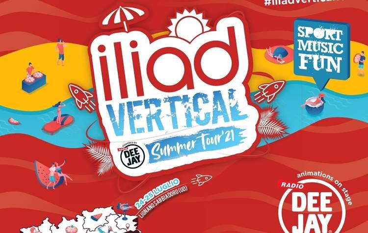 iliad vertical summer tour