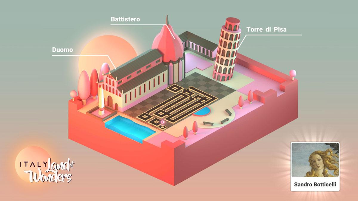 ITALY. Land of Wonders: la Farnesina lancia un gioco per promuovere l'Italia