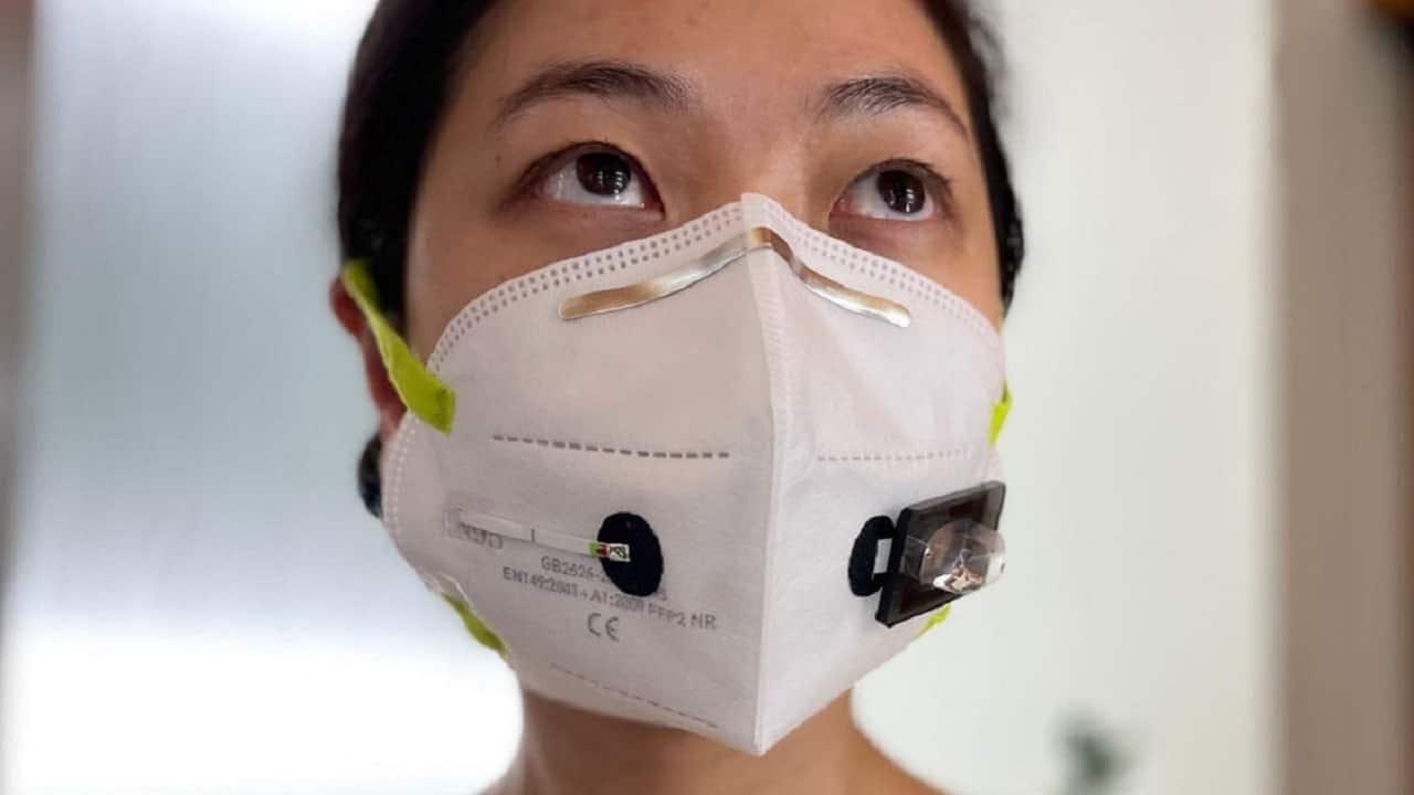 Dal MIT arriva la mascherina che trova il Covid-19: basta indossarla