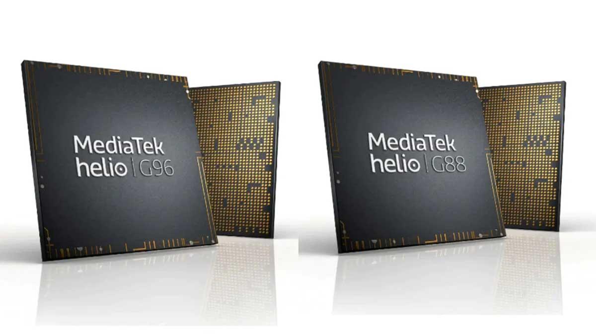 MediaTek presenta Helio G96 e G88: una nuova spinta alla fascia media